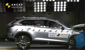 Mazda CX-9 | 5 Star ANCAP Safety Rating