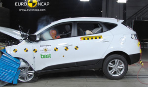 Hyundai ix35 | 5 Star ANCAP Safety Rating