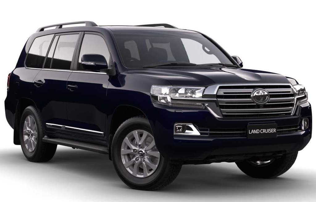 Toyota Landcruiser | 5 Star ANCAP Safety Rating