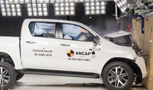 Toyota Hilux | 5 Star ANCAP Safety Rating