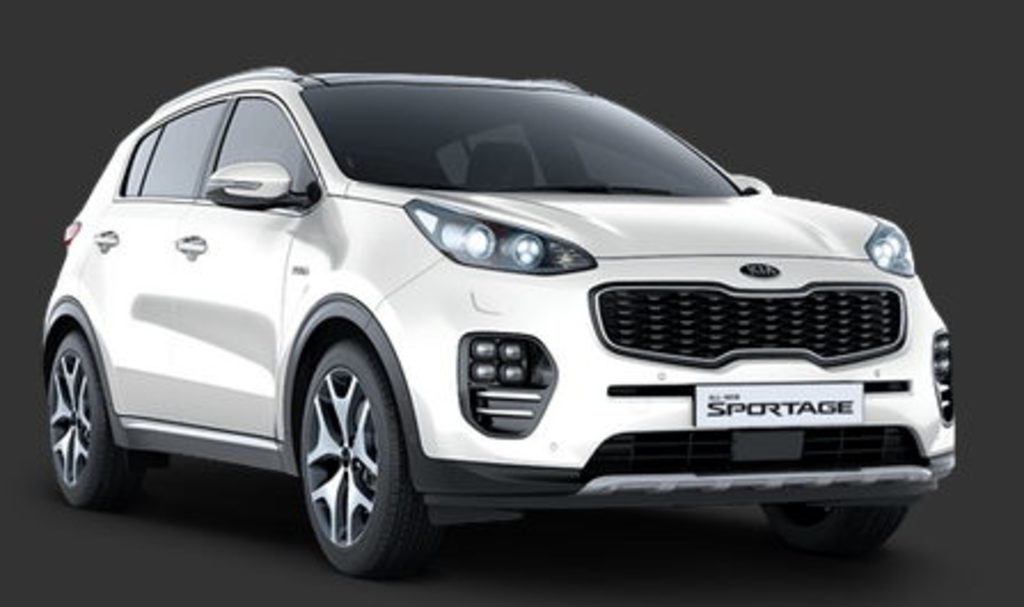 Kia Sportage | 5 Star ANCAP Safety Rating