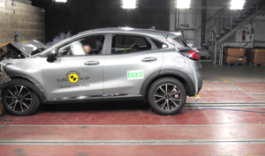 Ford Puma | 5 Star ANCAP Safety Rating