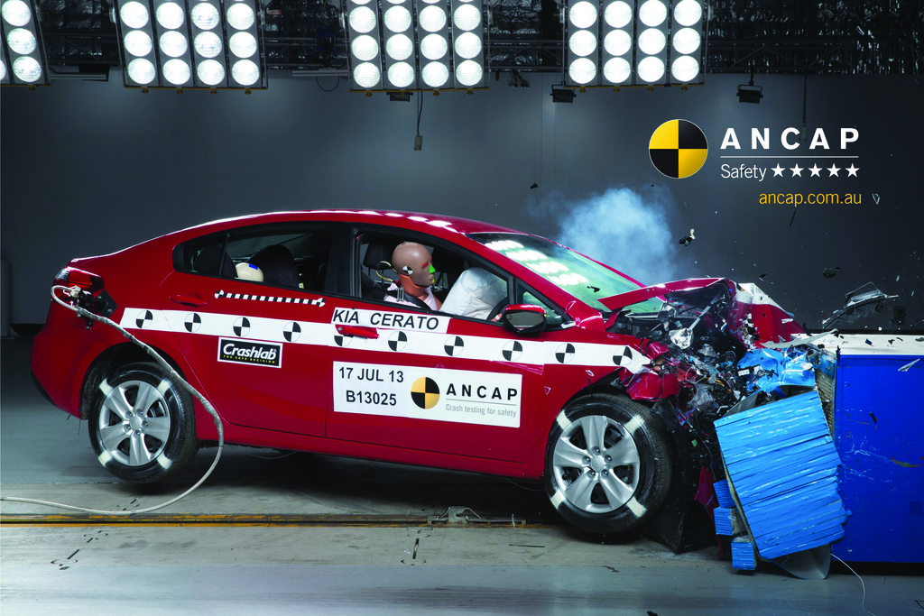 ANCAP safety ratings now available for new Kia Cerato and Honda Accord