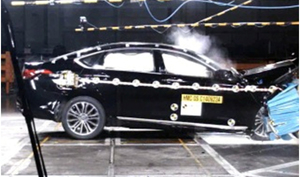 Genesis G80 | 5 Star ANCAP Safety Rating