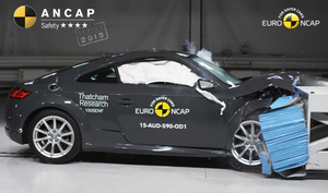 Audi TT | 4 Star ANCAP Safety Rating