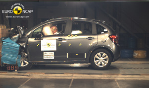 Citroen C3 | 5 Star ANCAP Safety Rating