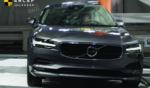 Volvo S90 | 5 Star ANCAP Safety Rating