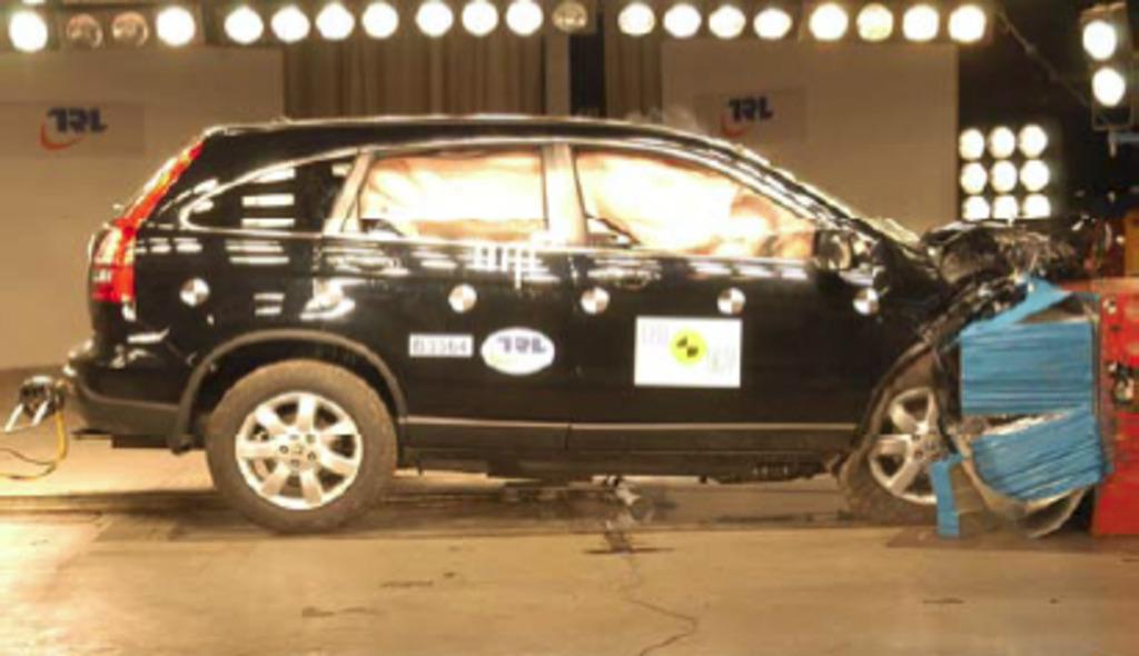 Marvelous Honda CR V | 4 Star ANCAP Safety Rating