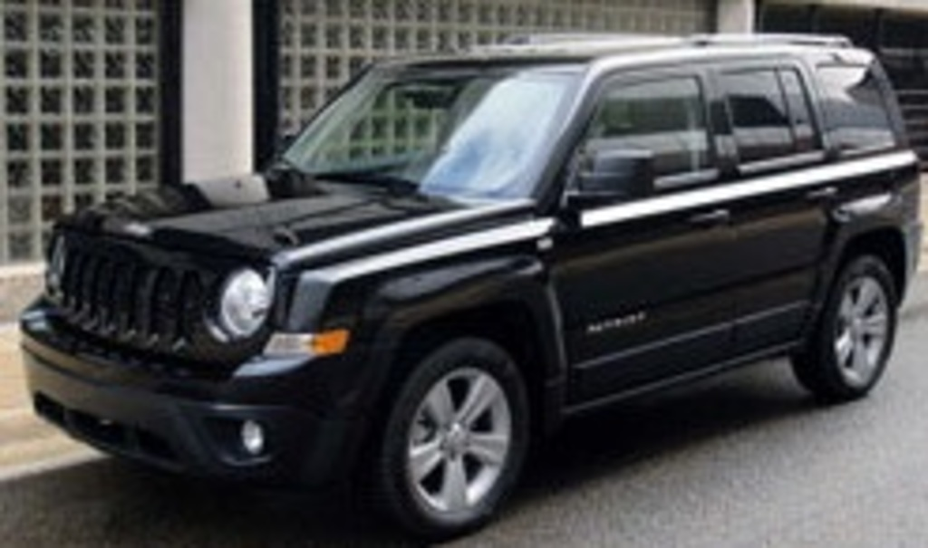 Good Jeep Patriot | 5 Star ANCAP Safety Rating