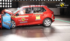 Skoda Fabia | 5 Star ANCAP Safety Rating