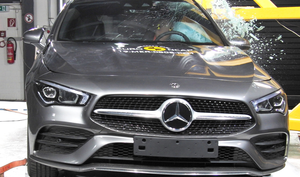 Mercedes-Benz CLA-Class | 5 Star ANCAP Safety Rating