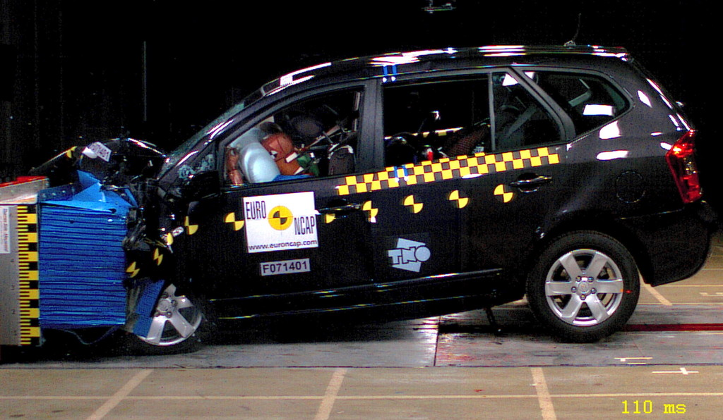 Kia Rondo Carens Jun 2008 May 2013 Crash Test Results Ancap