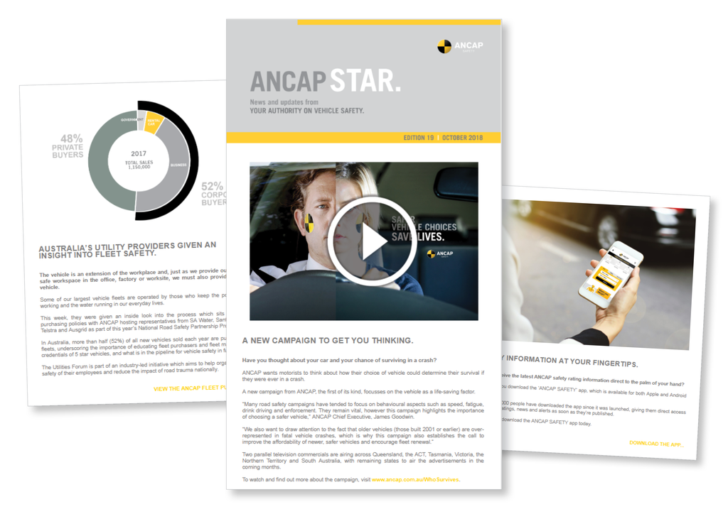 ANCAP STAR NEWSLETTER: Edition 19.