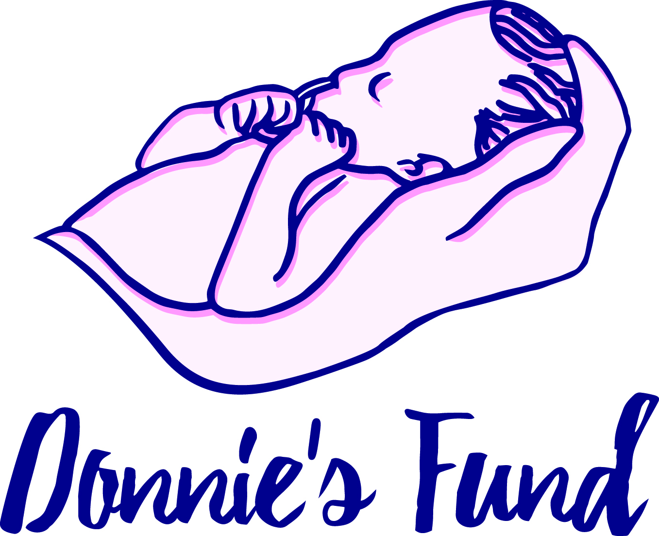 Donnie's fund logo stacked largecmyk 10 9 19