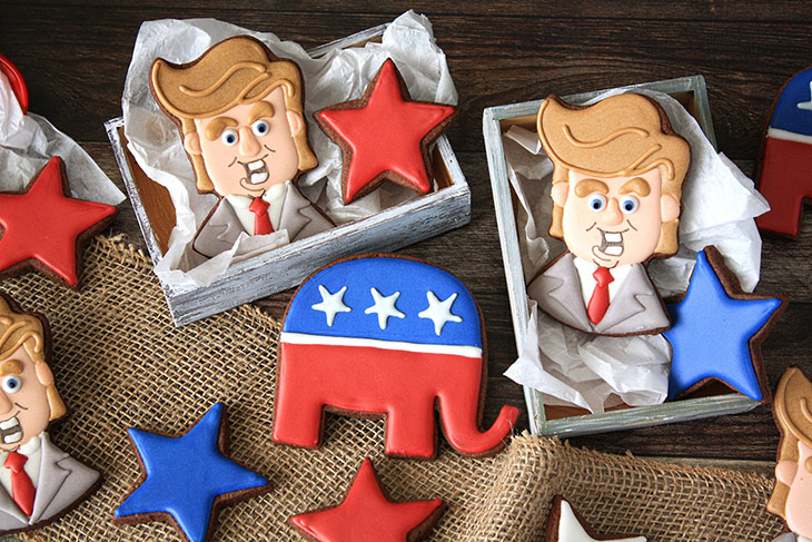 Donald Trump Cookies