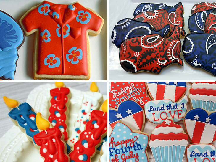 Blog - 6 Creative Themes for 4th of July Cookies