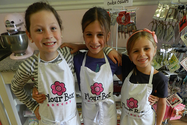 Kids In Aprons