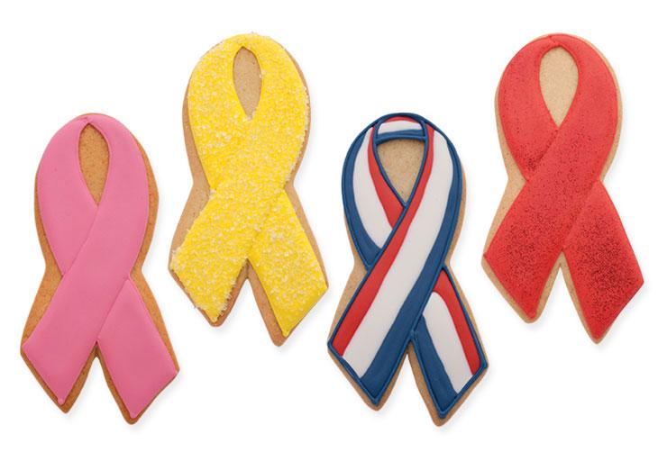 Blog Awareness Ribbon Colors