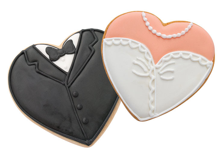 "Blog - Say ""I Dough"" To Wedding Cookies"