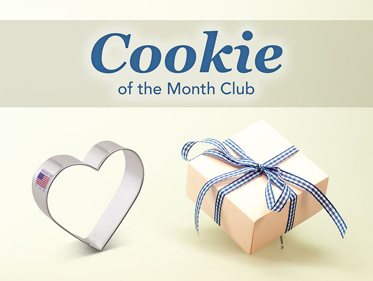 Blog Cookie of the Month Club