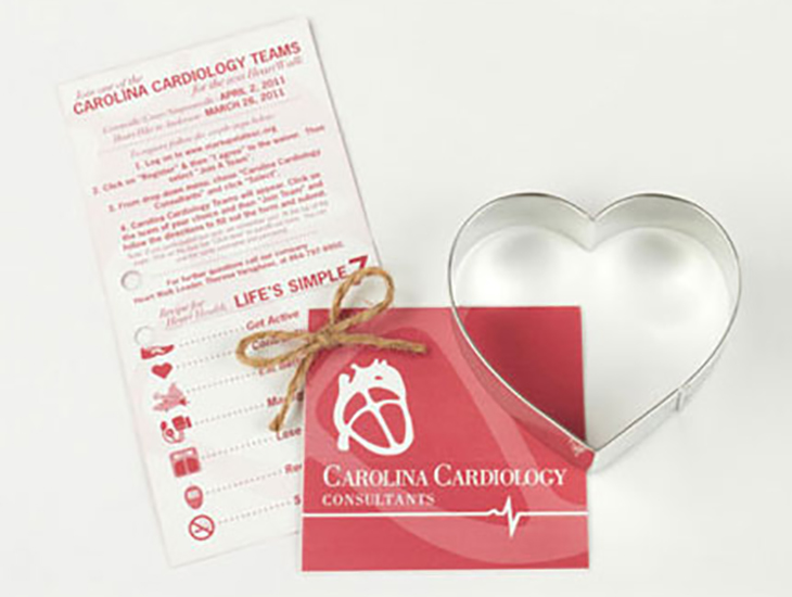 Blog Carolina Cardiology Custom Cookie Cutter