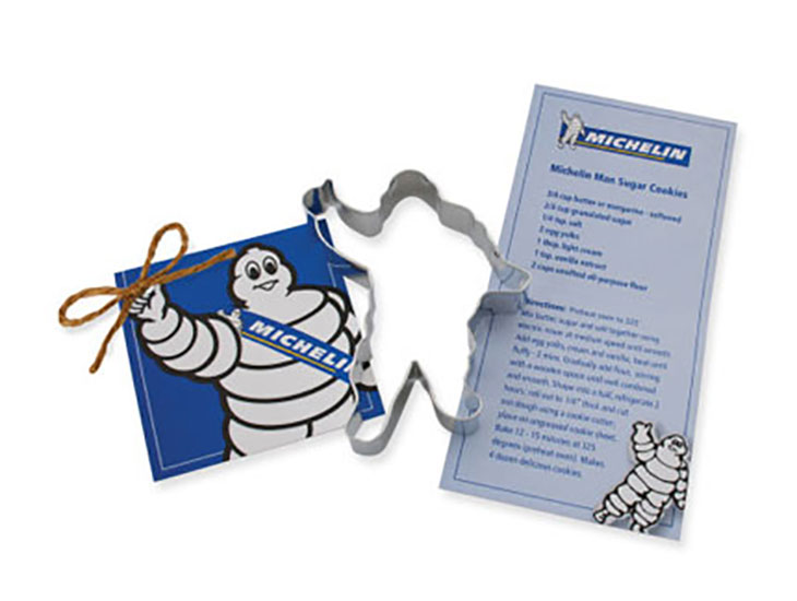 Blog Michelin Man Custom Cookie Cutter