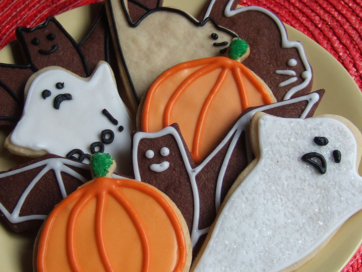 Blog Dairy Free Halloween Cookies