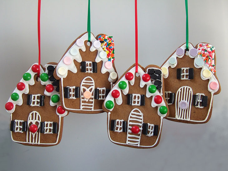 Blog Gingerbread House Cookies