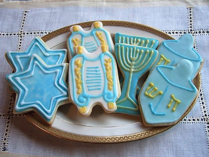 Blog Hanukkah Cookies