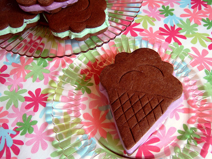 Blog Homemade Ice Cream Sandwiches