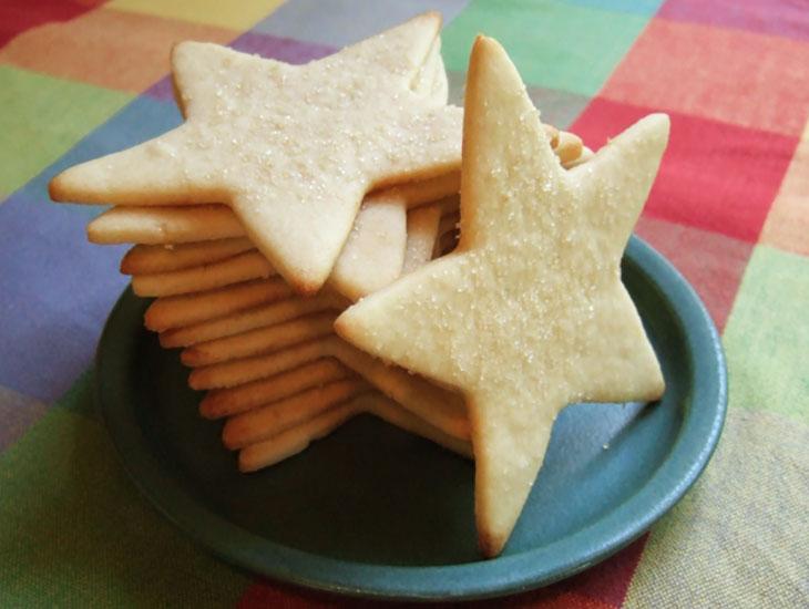 Blog Heart Healthy Lemon Sugar Cookies