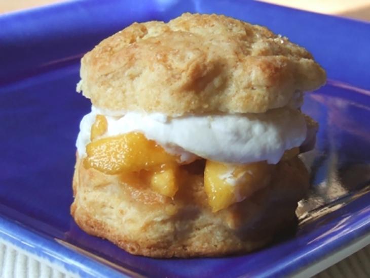 Blog Peach Shortcakes