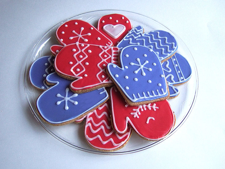Blog Spelt Almond Cookies