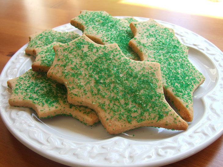 Blog Sugar and Spice Cookies