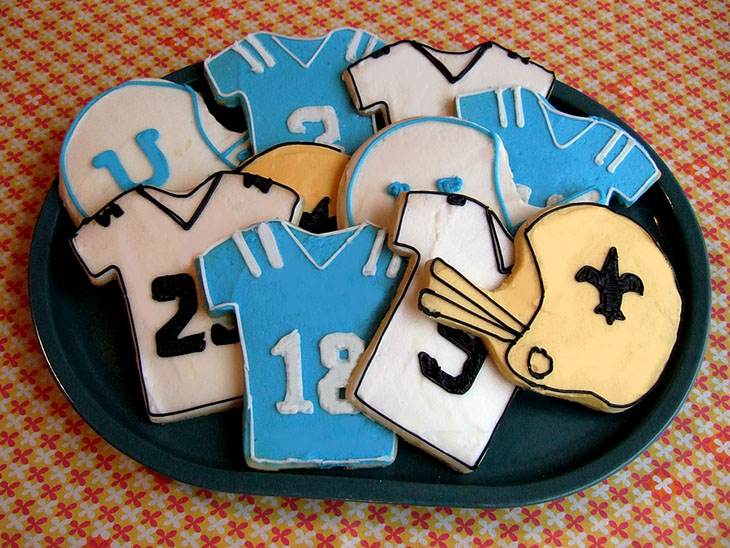 Blog Super Bowl Cookies
