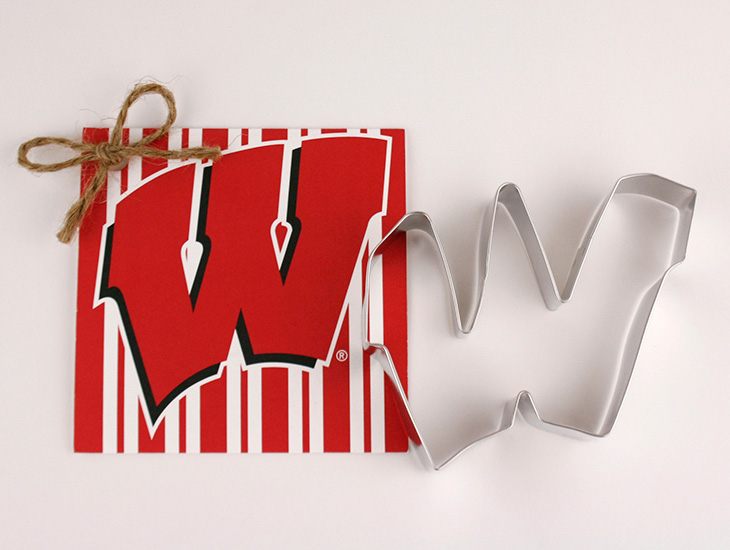 Blog University of Wisconsin Custom Cookie Cutter