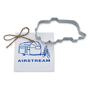 Custom Cookie Cutter - Airstream Trailer