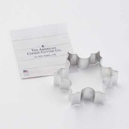 Custom Cookie Cutter - American Cookie Cutter Snowflake