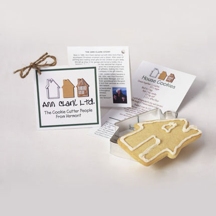 Custom Cookie Cutter - Ann Clark House