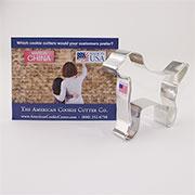 Custom-Ann Clark IHS Tradeshow 2014 Cookie Cutter