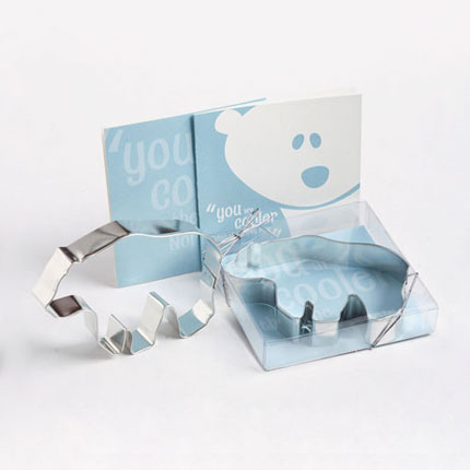 Custom Cookie Cutter - Polar Bear