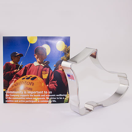 Custom-BHP Billiton Cookie Cutter