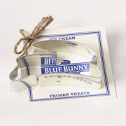 Custom Cookie Cutter - Blue Bunny