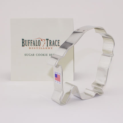 Custom-Buffalo Trace Distillery Cookie Cutter