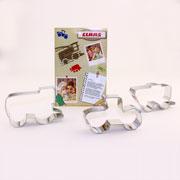 Custom-Claas Cookie Cutters