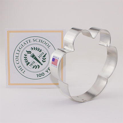 Custom-Collegiate School Cookie Cutter