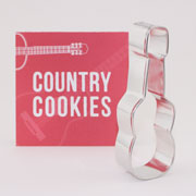 Custom-Country Cookies Cookie Cutter