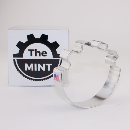 Custom-The Mint Cookie Cutter