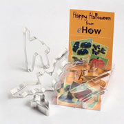 Custom Cookie Cutter Set - Happy Halloween from eHow
