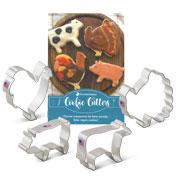 Custom-Farm Sanctuary Cookie Cutter